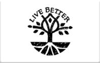 Buy Live Better Co. Gift Card