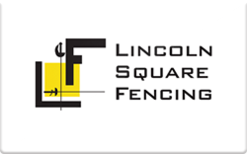 Sell Lincoln Square Fencing Gift Card