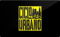 Buy Ciclo Urbano Gift Card