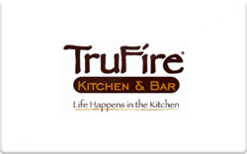 Sell TruFire Kitchen & Bar Gift Card
