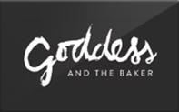 Buy Goddess and The Baker Gift Card