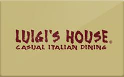 Buy Luigi's House Gift Card