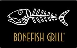 Buy Bonefish Grill (Physical) Gift Card