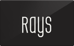Sell Ray's Boathouse Gift Card