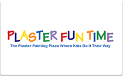 Buy Plaster Fun Time  Gift Card