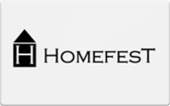 Buy Homefest Gift Card