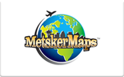 Sell Metsker Maps Gift Card
