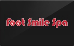 Sell Foot Smile Spa Gift Card