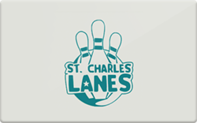 Buy St. Charles Lanes Gift Card