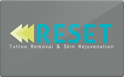 Sell Reset MedSpa Gift Card