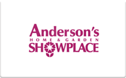 Sell Anderson's Home & Garden Gift Card