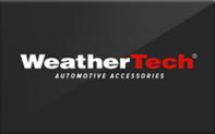 Buy WeatherTech Gift Card