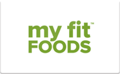 Sell My Fit Foods Gift Card