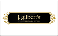 Sell J. Gilbert's Gift Card