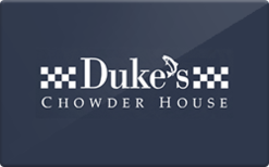 Buy Duke's Chowder House Gift Card