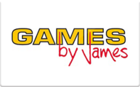 Buy Games by James Gift Card