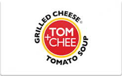 Buy Tom + Chee Gift Card