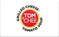 Buy Tom + Chee Gift Card