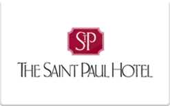 Sell St. Paul Hotel Gift Card