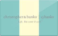 Sell Christopher and Banks Gift Card