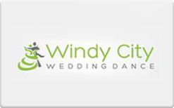 Sell Windy City Wedding Dance Gift Card