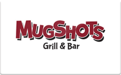 Sell Mugshots Grill & Bar Gift Card