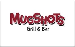 Buy Mugshots Grill & Bar Gift Card