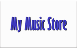 Sell My Music Store Gift Card