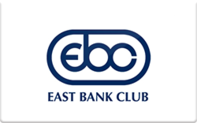 Buy East Bank Club Gift Card