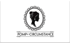 Buy Pomp & Circumstance Gift Card