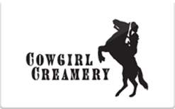 Buy Cowgirl Creamery Gift Card