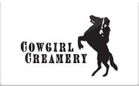 Buy Cowgirl Creamery Gift Card