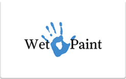 Sell Wet Paint Gift Card
