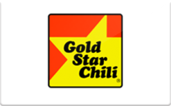 Sell Gold Star Chili Gift Card