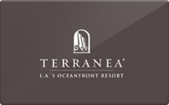 Buy Terranea Gift Card