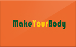 Sell Make Your Body Personal Training Gift Card