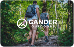 Sell Gander Outdoors Gift Card