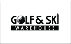 Sell Golf & Ski Warehouse Gift Card