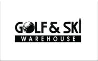 Buy Golf & Ski Warehouse Gift Card
