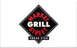 Sell Market Street Grill Gift Card