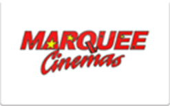 Sell Marquee Cinemas Gift Card