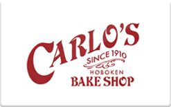 Sell Carlo's Bakery Gift Card