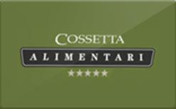 Buy Cossetta Gift Card