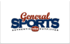 Sell General Sports Gift Card