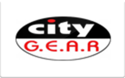 Buy City Gear Gift Card