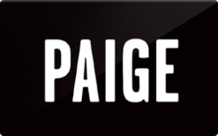 Sell Paige Gift Card