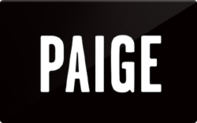 Buy Paige Gift Card