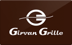 Buy Girvan Grille Gift Card