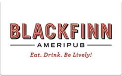 Sell BlackFinn Ameripub Gift Card