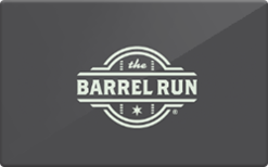 Sell The Barrel Run Tours Gift Card